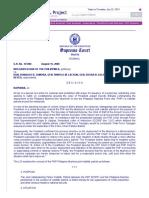 Ibp vs. Zamora, 338 Scra 81