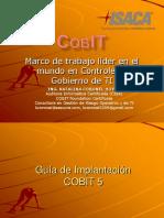 CobIT 5 Implantacion 1