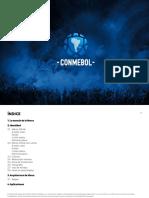 Manual de Normas CONMEBOL