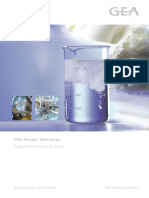 Milk Powder Technology - Evaporation and Spray Drying_tcm11-33784.pdf