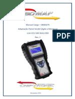 OBD0275 - Adaptação Painel Imob4 (Agile e Montana) com ECU GM Delco E83