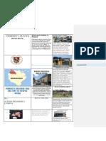 Community Service Brochure Format