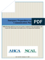 EP Comm and Media Plan