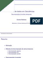 Análise de dados em Geociência