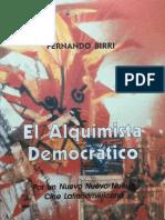 El Alquimista Democrático Fernando Birri