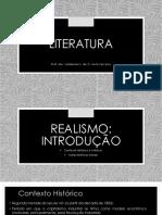 Aula 9 Realismo Introd