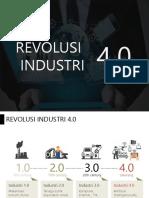 1. Revolusi Industri 4.0