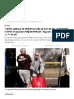 Estados Unidos_ Intervienen Laboratorio Donde Desmembraban Cuerpos Humanos _ Centro de Recursos Biológicos de Phoenix