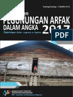 Kabupaten Pegunungan Arfak Dalam Angka 2017