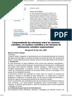 Comprendiendo las Relaciones  Entre Sistemas y Modelos Contables- Gomez Villegas (2007) (1).pdf