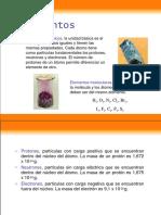 Elementos Quimicos Del Agua