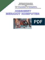 Jobsheet KD 4.2. Merakit PC