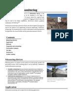 Deformation Monitoring