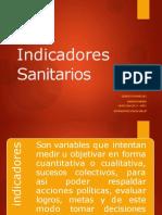 Indicadoressanitariosensalud 130718210209 Phpapp01 Converted