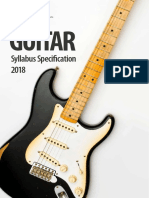 RSL Guitar Syllabus Guide 2018 DIGITAL 30Apr2019