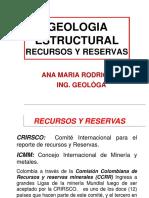 Calculo Reservas y Recursos