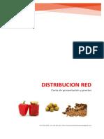 Listado de productos