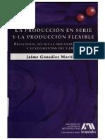 La Produccion en Serie BAJO Azcapotzalco