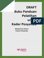 Emo-Demo Modul Pelatihan Kader_edited EsW Ed07082018