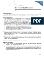 c1-Principles of Teaching