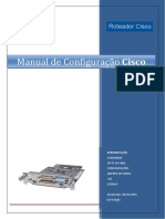 Manual Router CISCO
