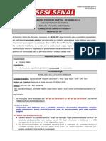 Comunicado de processo seletivo 285-2019