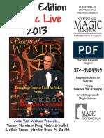 MagicLive2013 Web