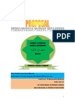 Proposal Pembangunan Ponpes