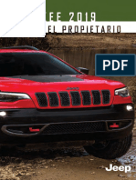 Jeep Cherokee 2019 Manual de Propietario 1
