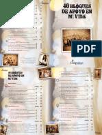 Bifolio Checklist