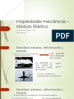 4 -Propiedades Mecanicas Modulo Elastico