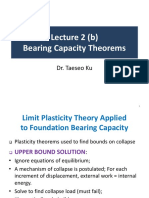 CE5107 - Lecture 2 - (2) Bearing Capacity