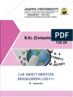 Lab oriented programming and c++