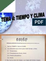 Clase Tiempo y Clima (2)
