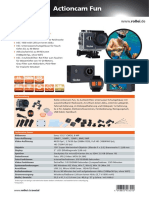 Rollei Actioncam 530 Schwarz Technische Details 599fe0