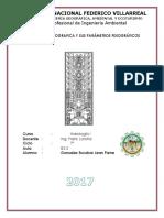 Informe de Parametros Fisiograficos