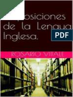 Vitale, Rosario - Las Preposiciones de La Lengua Inglesa