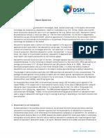 Astaxanthin Fact Sheet