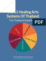 The 11 Healing Arts Systems of Thailand