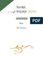15 Days Language Course
