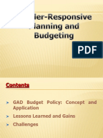 3. Gad Planning and Budgeting.ppt2