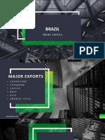 Brazil Export Import Data