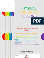 P.E. FAST LESSON