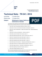 Technical Note - TN 041