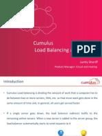 Load Balancing Sales