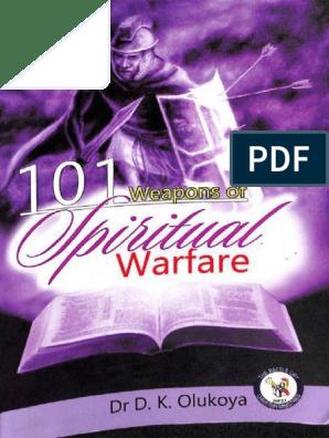 101 weapons of warfare DK Olukoya pdf | Spiritual Warfare