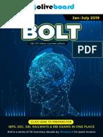 SBI PO Mains Special Bolt