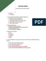 Tugas 2 Patofisiologi Kelompok 2