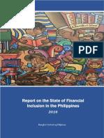 BSP Report Philippines