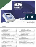 Neurodyn III Aparelho de Tens Fes e Burst 02 Canais Ibramed (1)